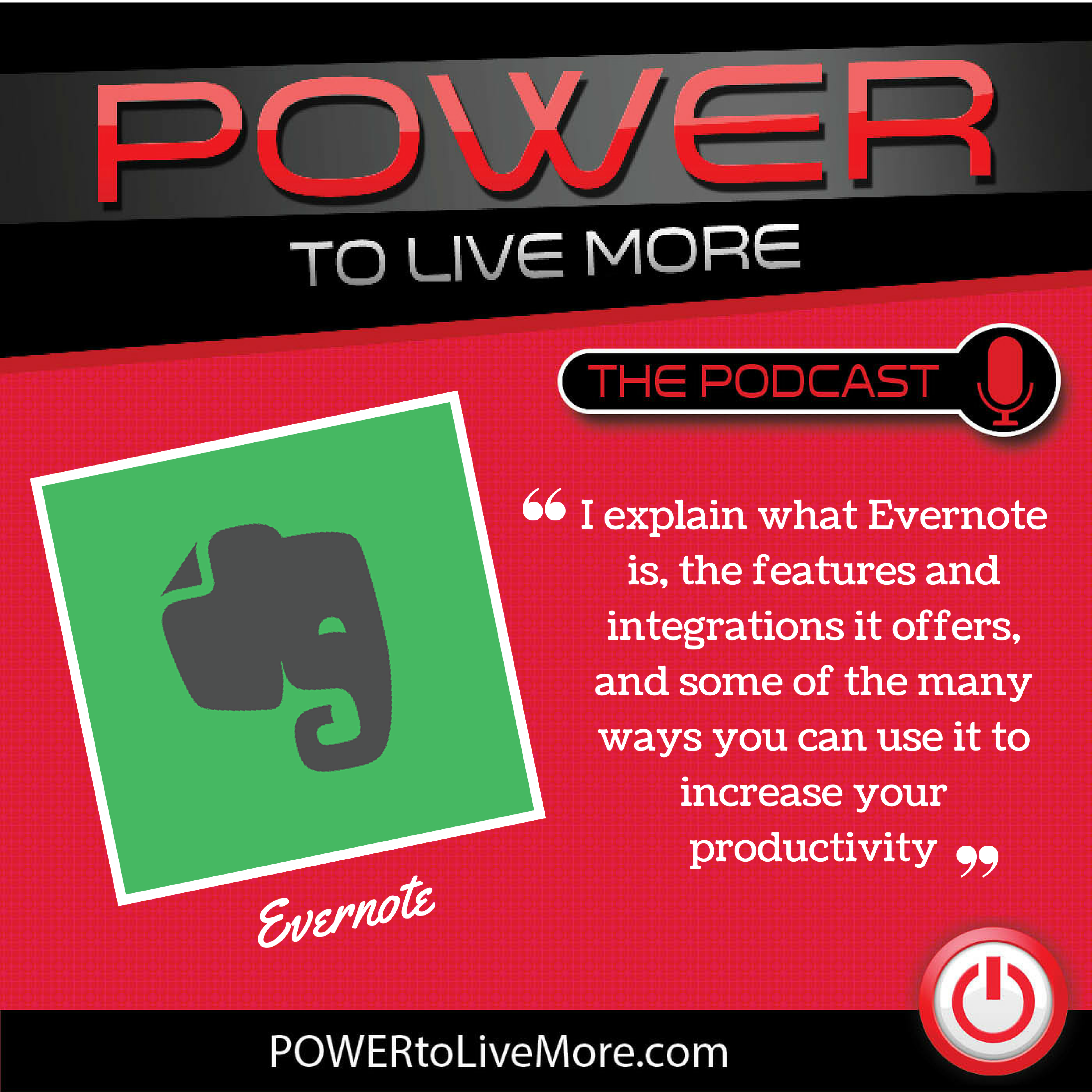 Evernote, what it is and how you can use it: Show #30