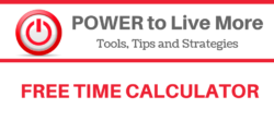 free time calculator