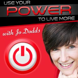powert to live more podcast