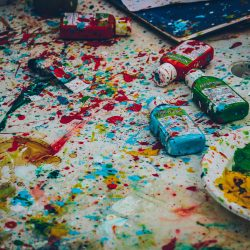 keep it messy
